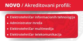 Akreditovani programi ITHS