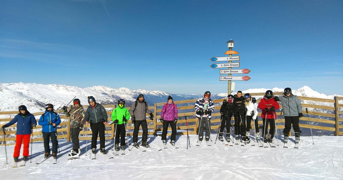 Skijanje Alpi ITHS