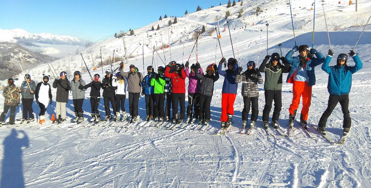 Skijanje ITHS