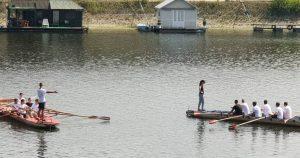 ITHS veslanje
