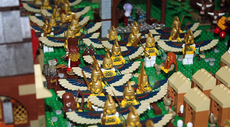 Lego ozložba